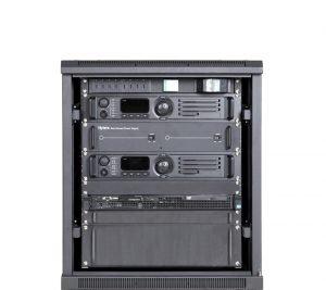 Hytera digital trunked Tier III radio communications system