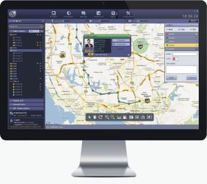 Hytera SMart Dispatch console for radio network operation