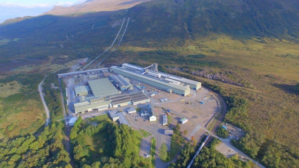 Lochaber smelter uses Kenwood Nexedge NXDN two way radio network