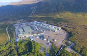 Lochaber smelter uses Kenwood Nexedge NXDN two way radio network