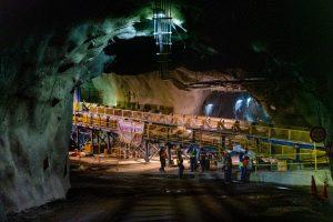 intrinsically safe two way radio for mining