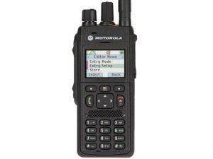 Motorola MTP3550 secure TETRA radio terminal