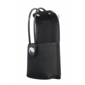 Two way radio carry cases and holders