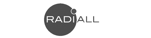 Radiall radio base station accessories logo