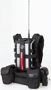 Hytera RD965 digital two way radio portable repeater base station