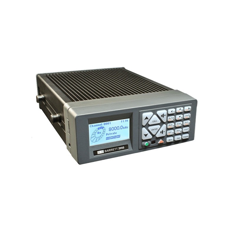 barrett 2050 long range hf radio
