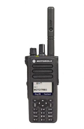 Motorola DP4801 DMR radio