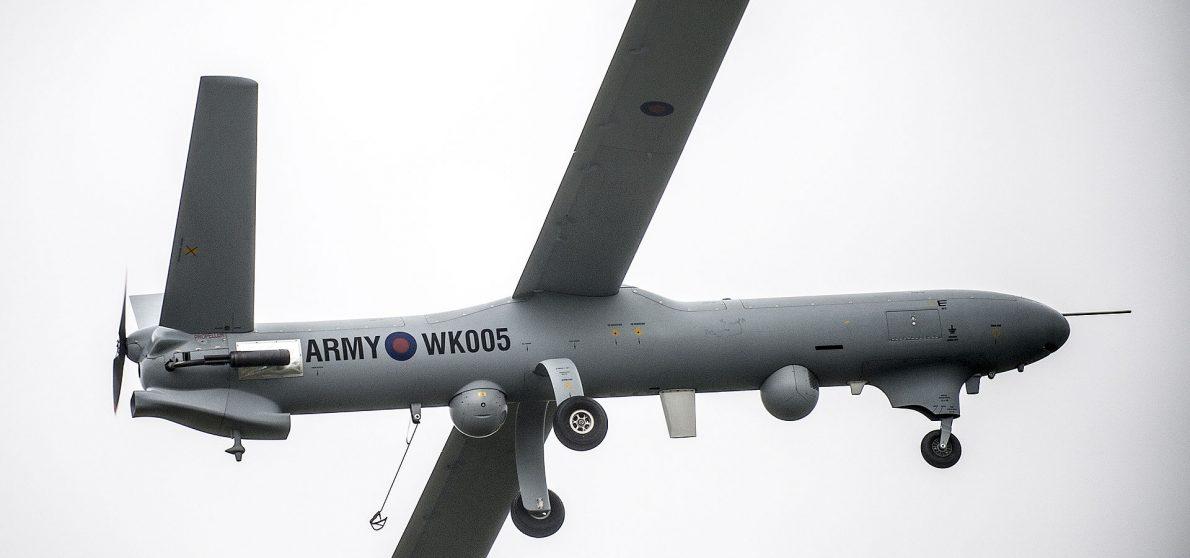 Watchkeeper UAV ISTAR Platform